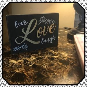 ❤️New❤️Wooden Table-top or Wall Plaque❤️